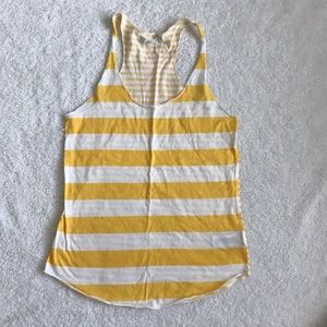 Forever 21 Striped Tank Top